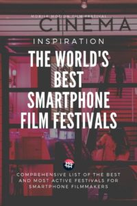 African Smartphone International Film Festival Named Among World Best Smartphone Film Festival