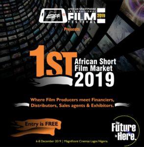 AFRICAN SHORT FILM MARKET- ASIFF 2019